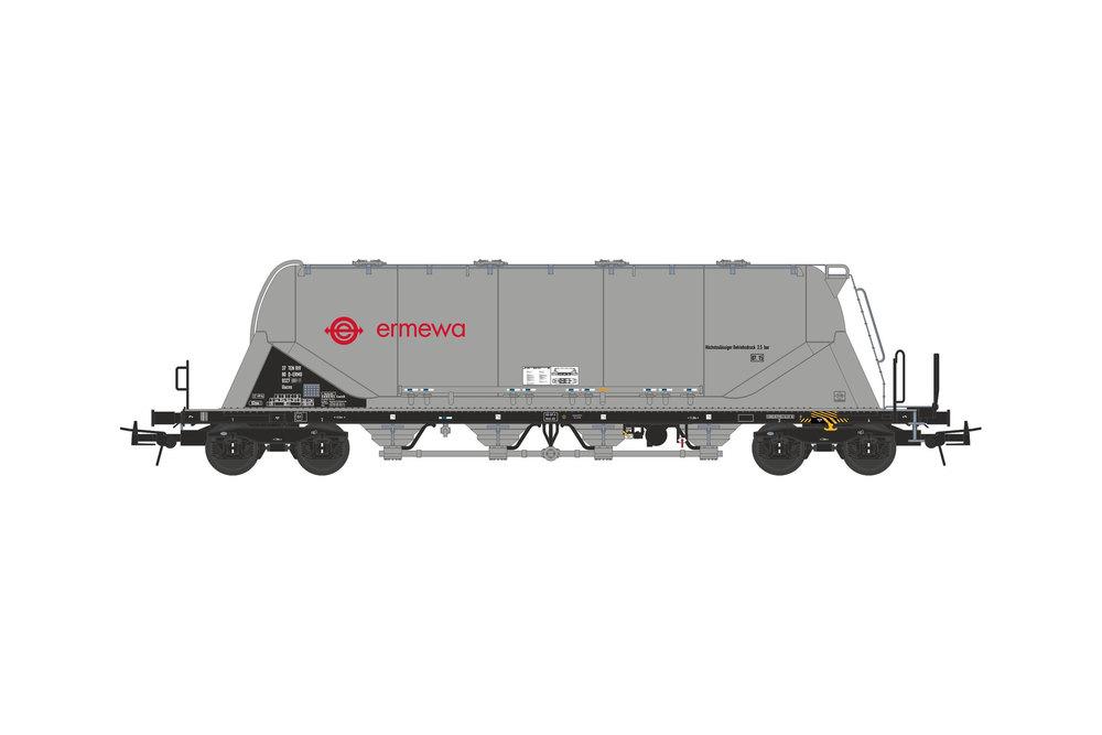 Silo wagon Uacns 82m³ (Ermewa)