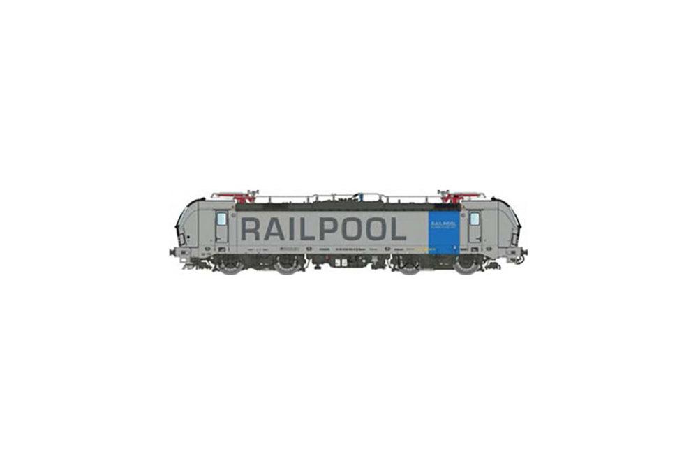 Railpool - Class 193 (Vectron) electric locomotive