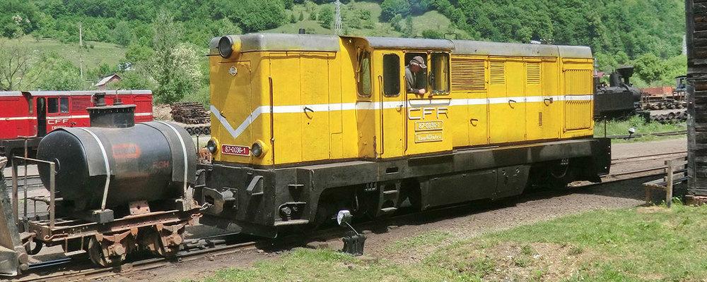 CFF - L45H diesel locomotive