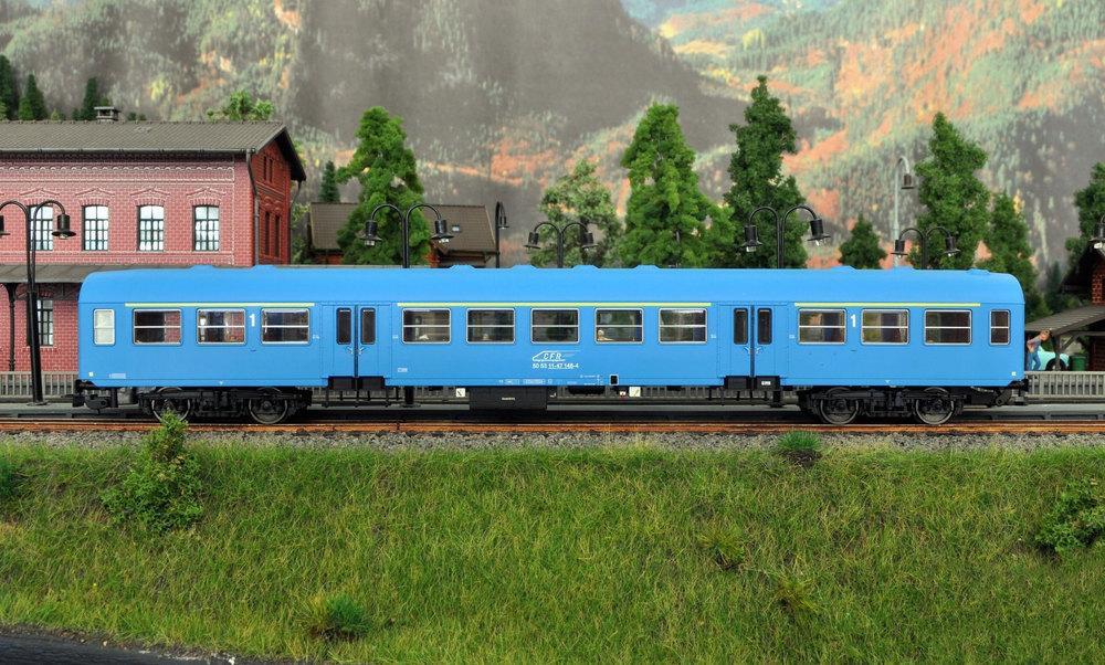CFR - 1st class suburban passenger coach