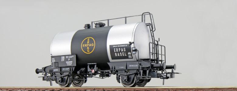 SBB CFF FFS - Tank wagon