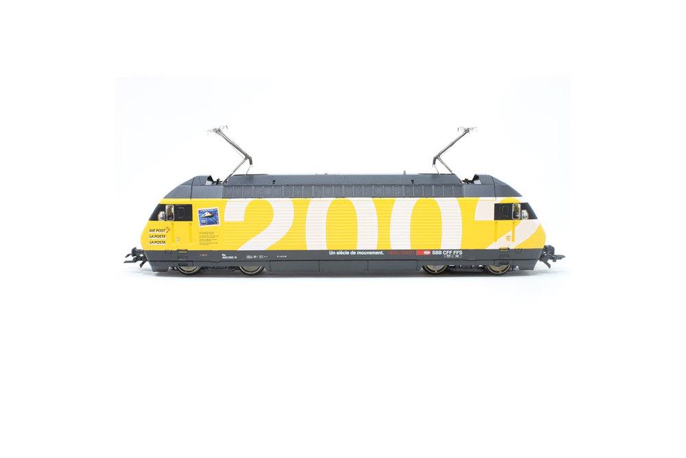 SBB CFF FFS - Re 460