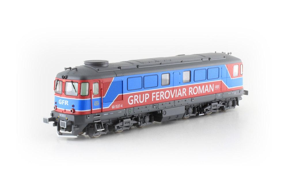 GFR - 060-DA diesel locomotive