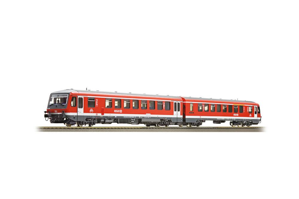 DB - Class 628.4 diesel railcar