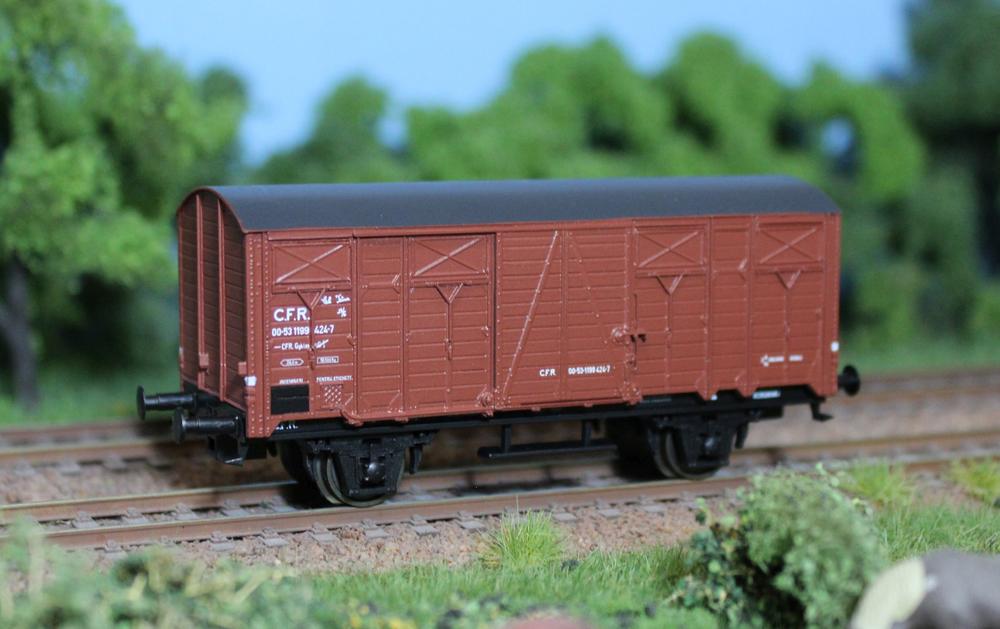 CFR Freight - Ggklm freight car