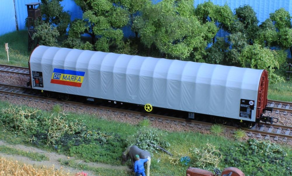 CFR Freight - Rils freight wagon