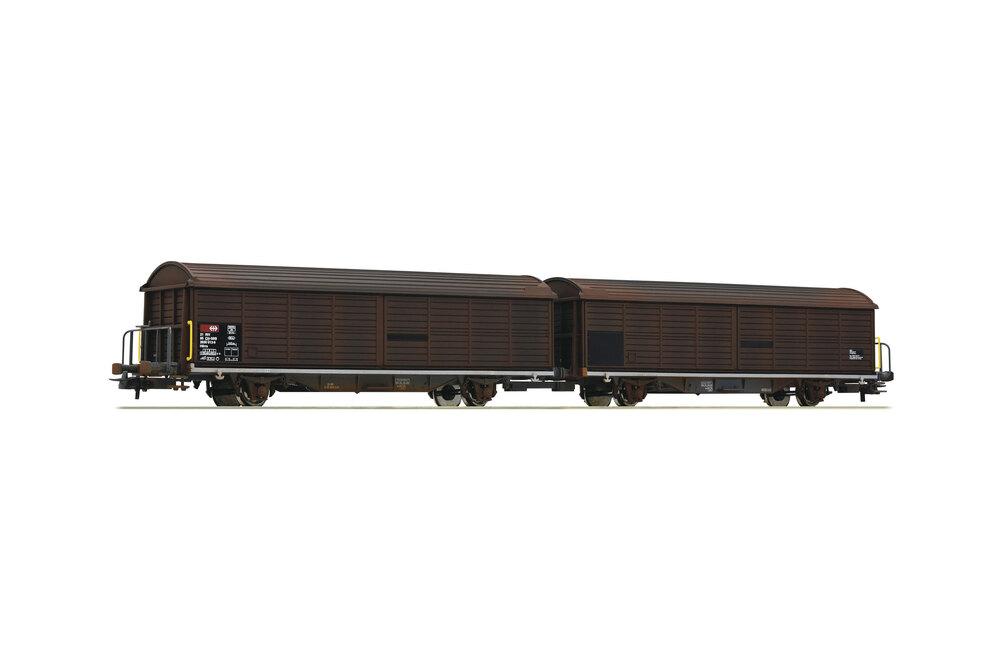 SBB CFF FFS - Hilrrs freight wagon