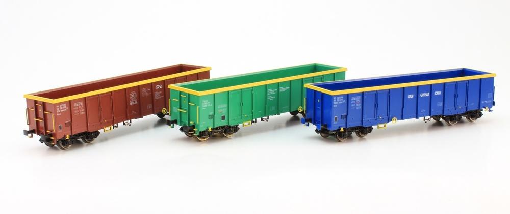 GFR - Eaos freight wagons