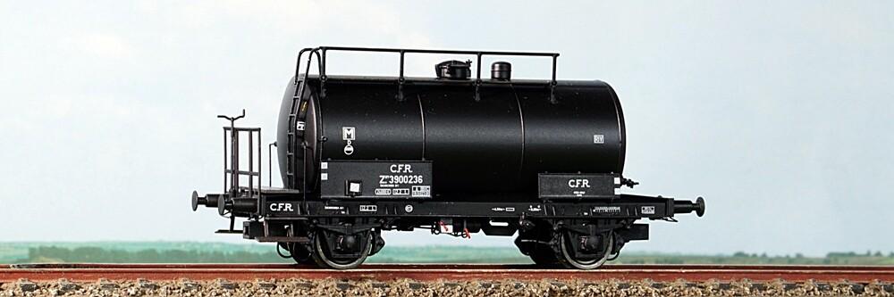 CFR - ZZFF tank car