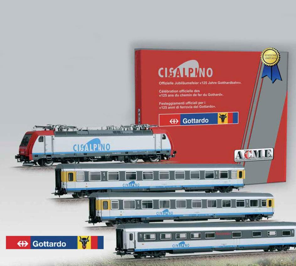 Cisalpino - 125 years of the Gothard railway