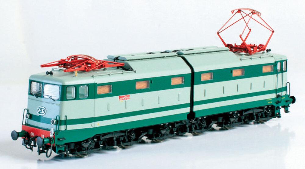 FS - E.646.118 electric locomotive
