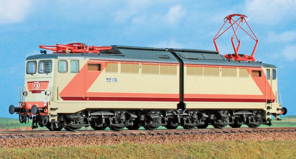 FS - E.646.129 electric locomotive
