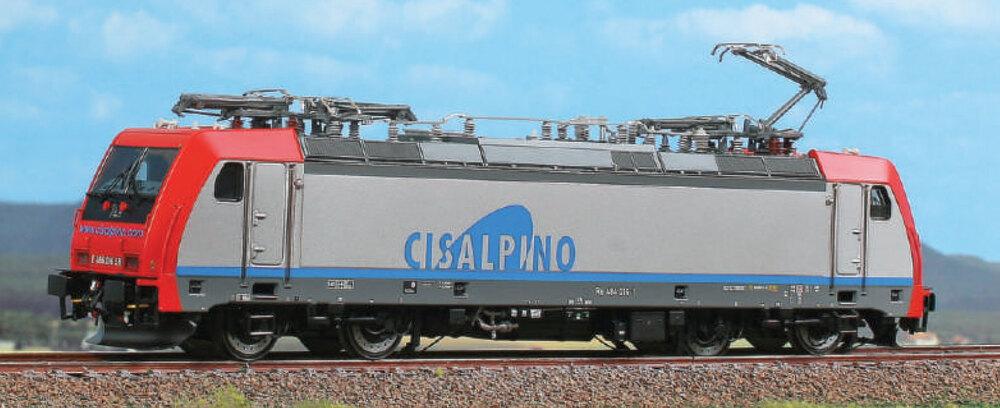 Cisalpino - Re 484 016 electric locomotive
