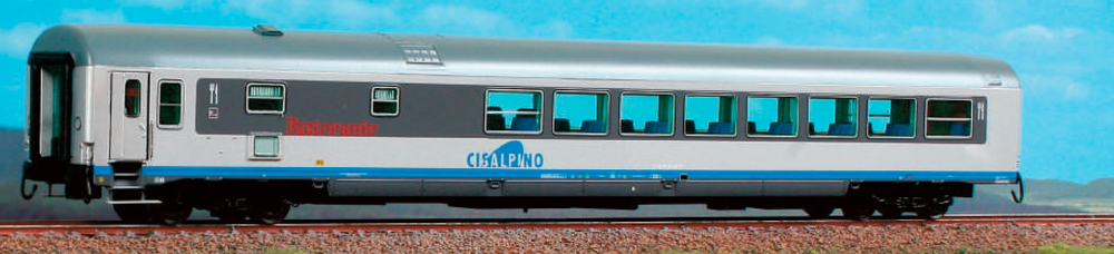 Cisalpino - Gran Confort (GC) 1983 type restaurant car