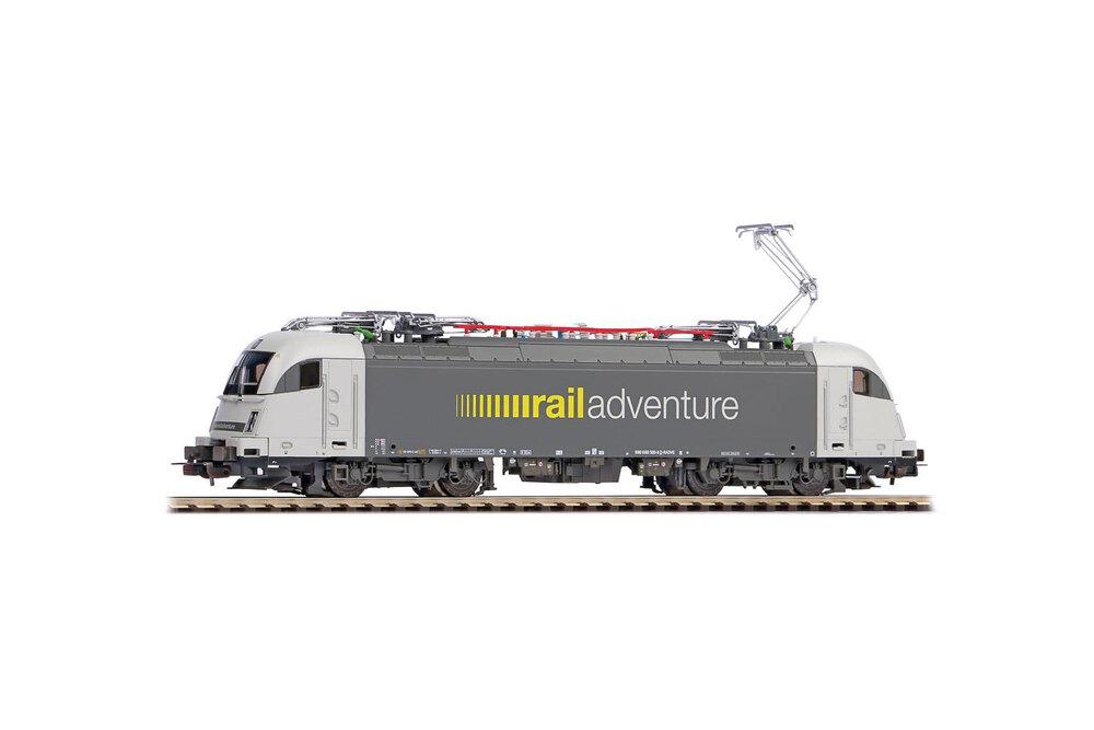 RailAdventure - Rh 1216 (Class 183) electric locomotive