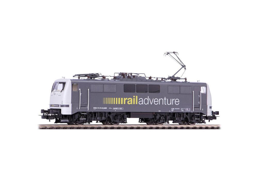 RailAdventure - Class 111 electric locomotive