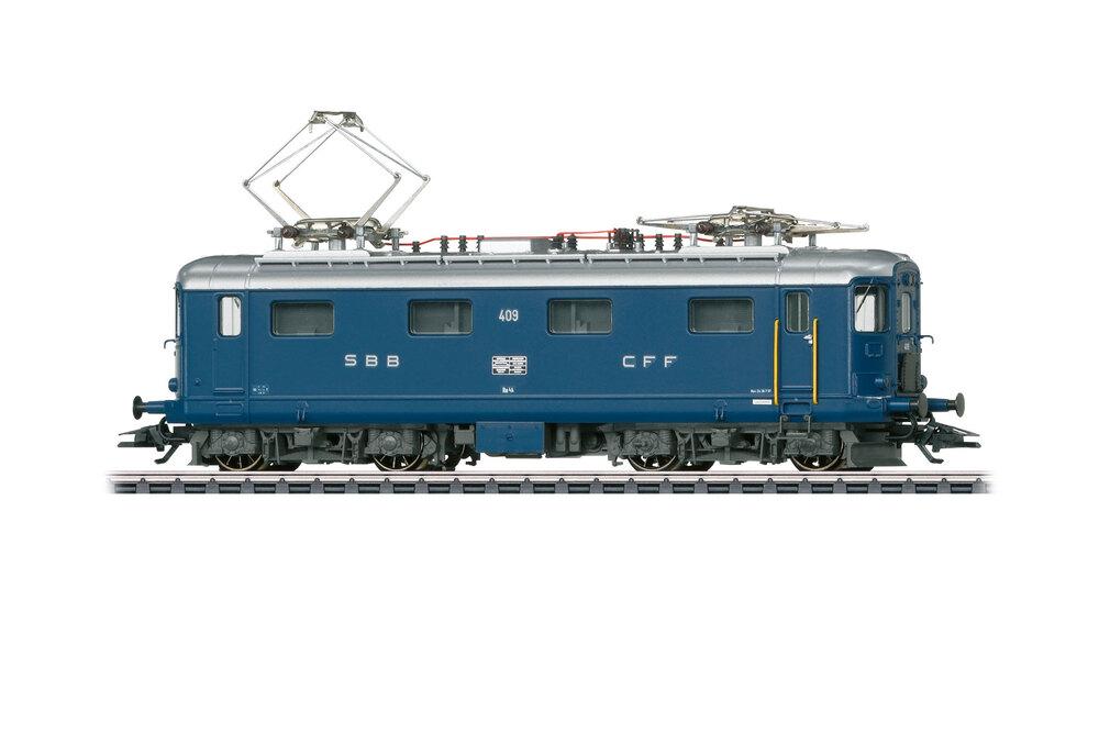 SBB CFF FFS - Re 4/4I electric locomotive