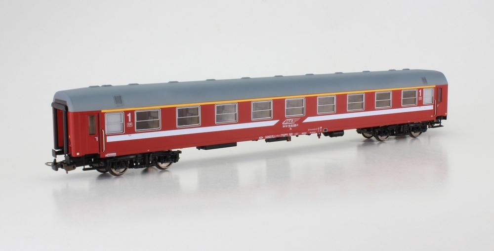 CFR Calatori - A9 19-55 passenger coach