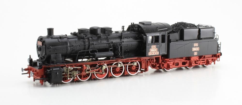 CFR - 50.434 steam locomotive