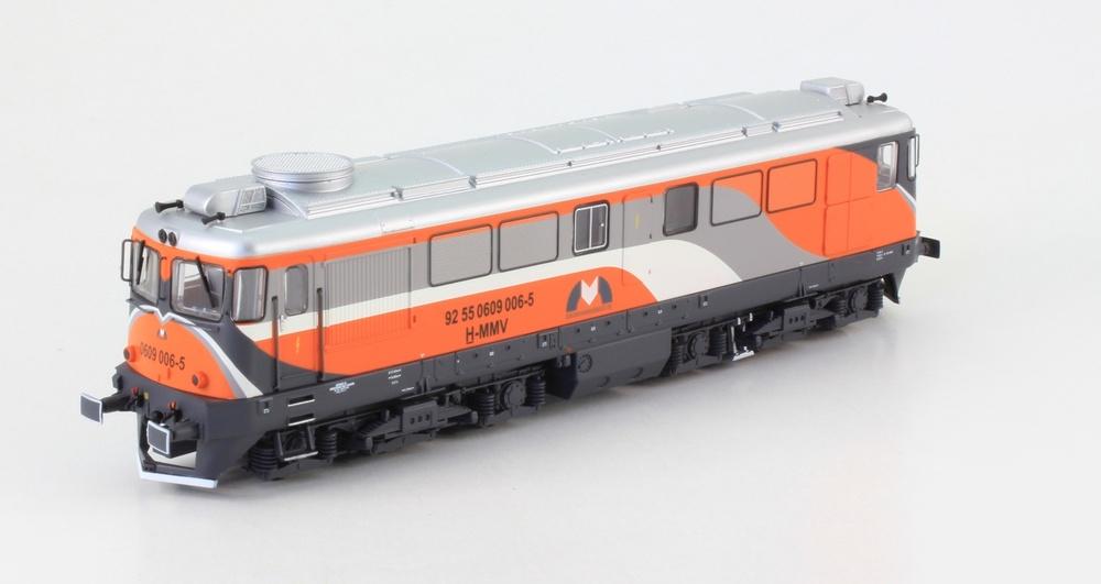 MMV - 060-DA diesel locomotive
