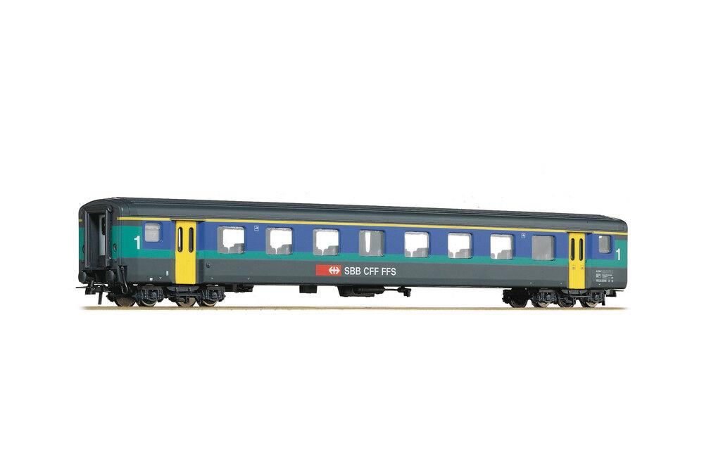 SBB CFF FFS - EW II 1st class passenger coach