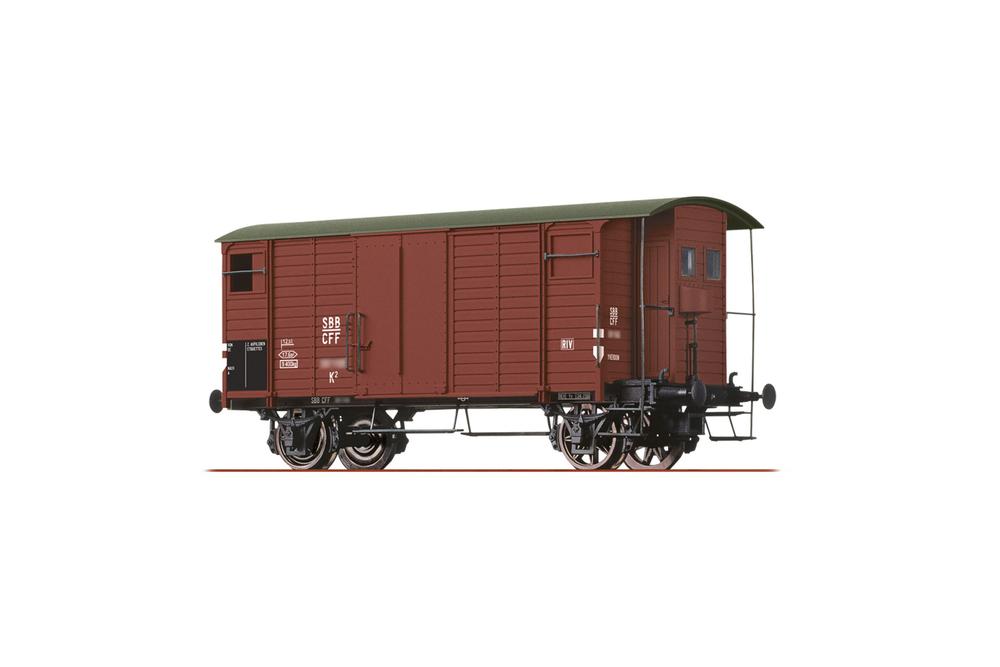 SBB CFF - K2 freight wagon