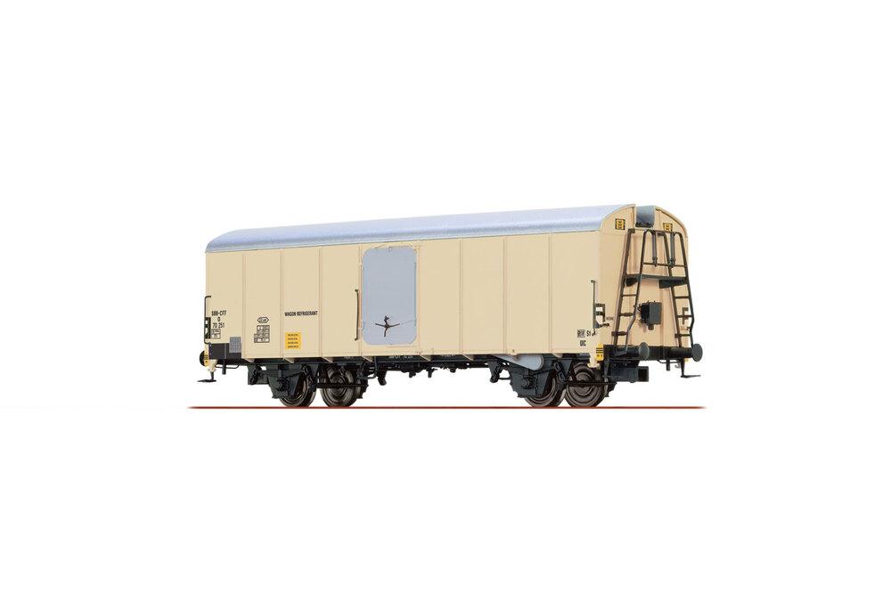 SBB CFF - O freight wagon