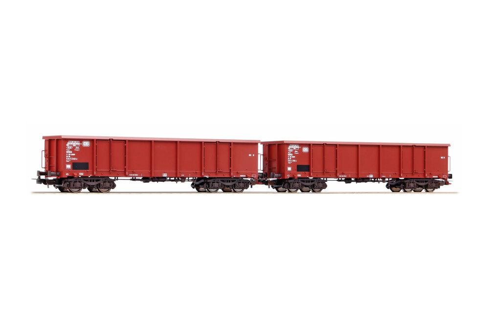 DB - 2x Eaos106 freight wagons