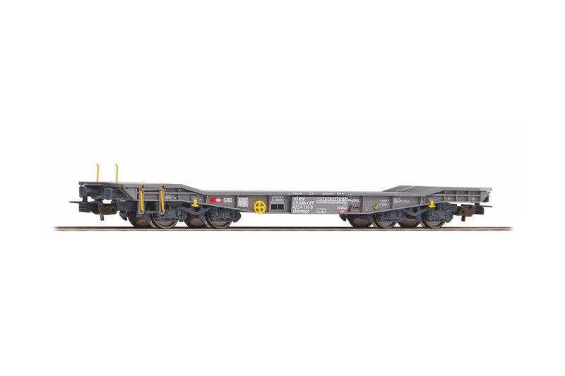 SBB CFF FFS - Slmmnps freight wagon