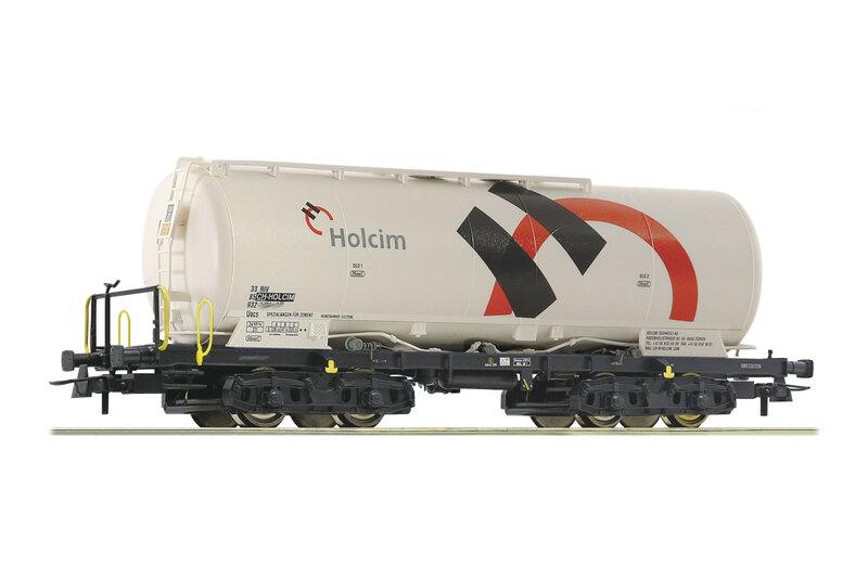Holcim - Uacs freight wagon