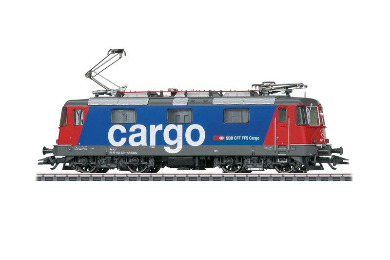 SBB Cargo - Re 421 electric locomotive
