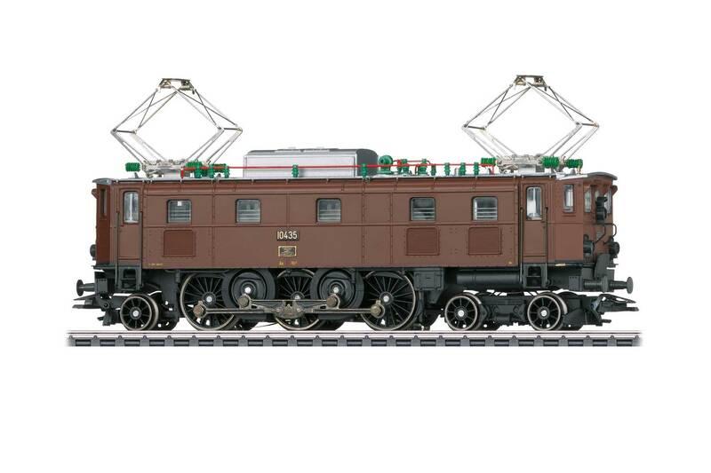 SBB CFF FFS - Ae 3/6 II electric locomotive