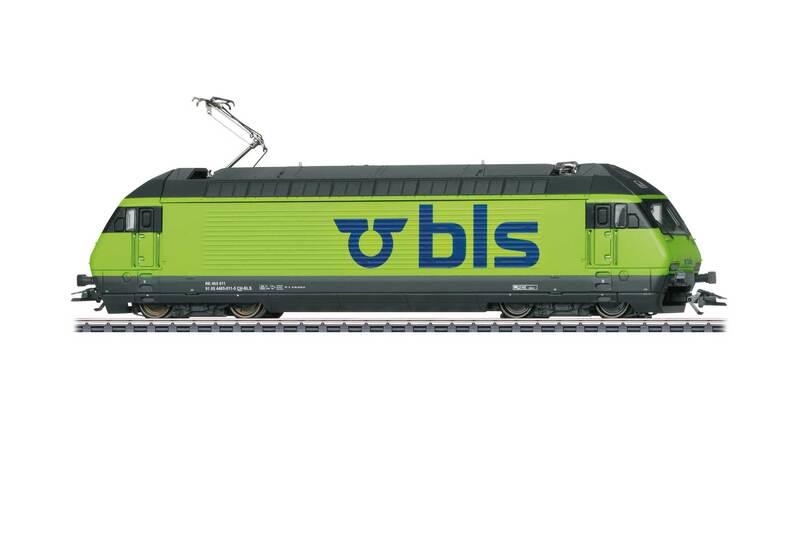 BLS - Re 465 electric locomotive
