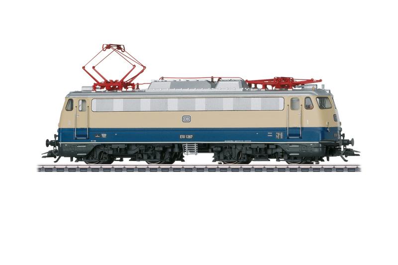 DB - E 10.12 electric locomotive