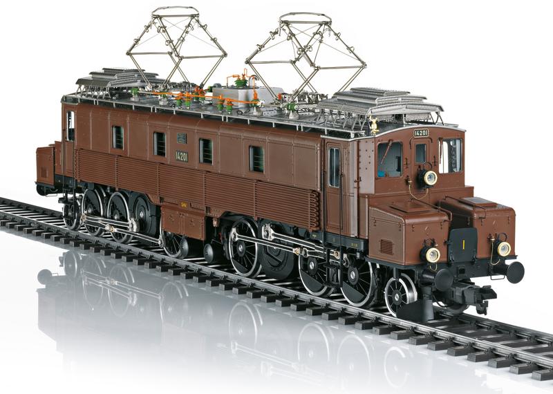 SBB CFF FFS - Ce 6/8 I electric locomotive