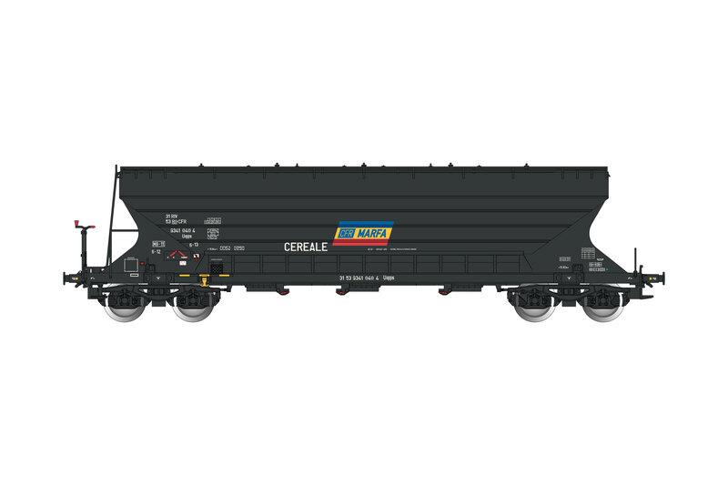 CFR Marfa - Uapps freight wagon