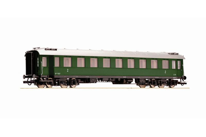 CFR - Bafld 75217 passenger coach