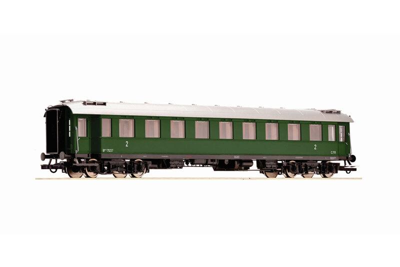 CFR - Bafld 75237 passenger coach