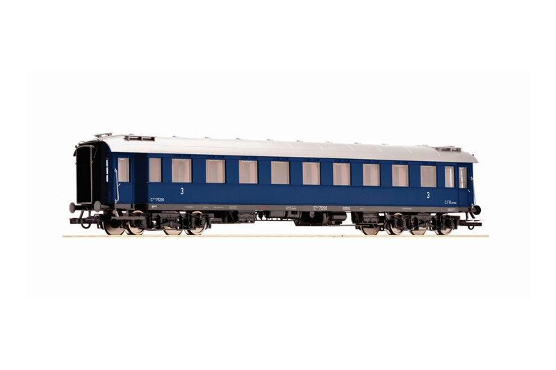 CFR - Cafld 75206 passenger coach
