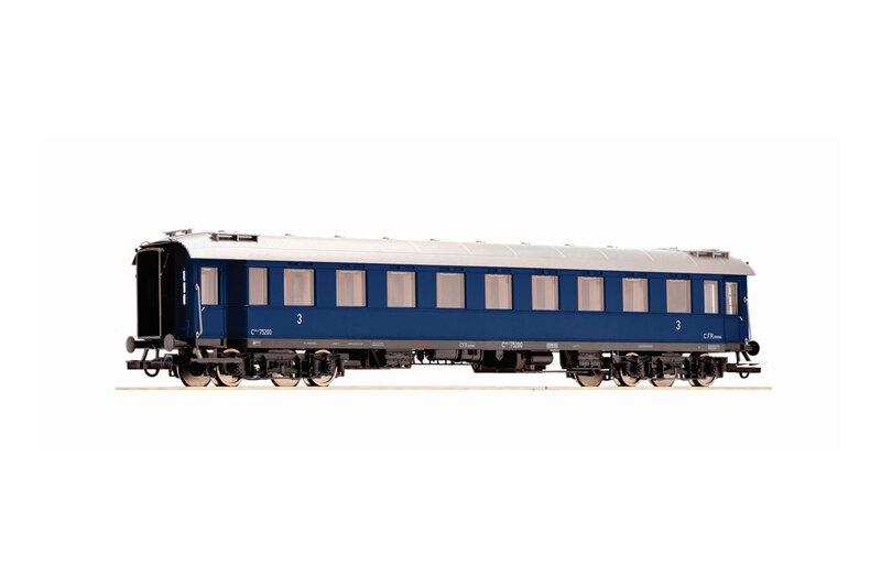 CFR - Cafld 75200 passenger coach