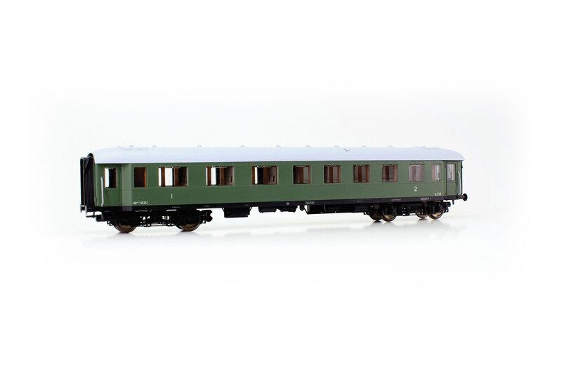 CFR - ABafld 95352 passenger coach