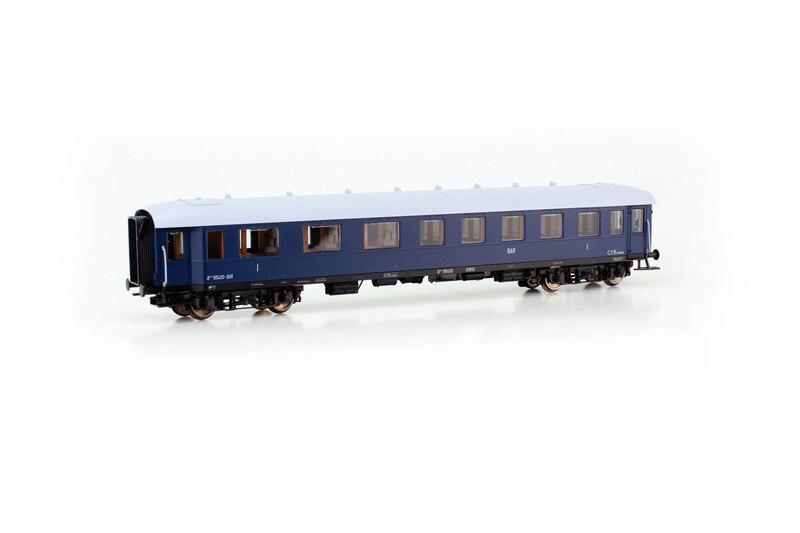 CFR - Aafld 95400 passenger & bar coach