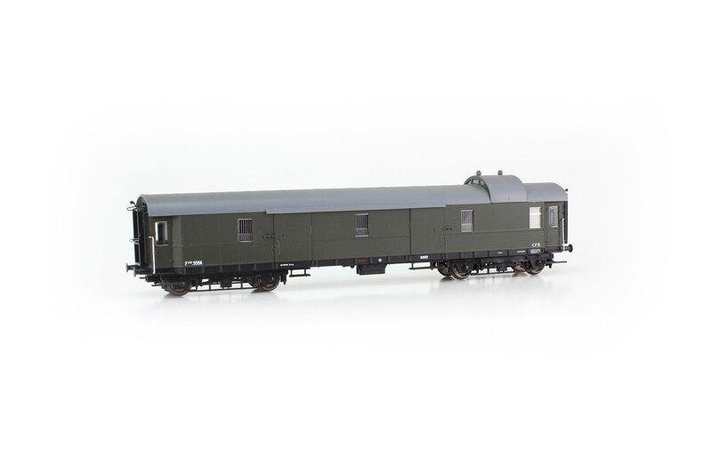CFR - Fafd 5556 luggage car