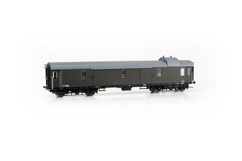 CFR - Fafd 5552 luggage car
