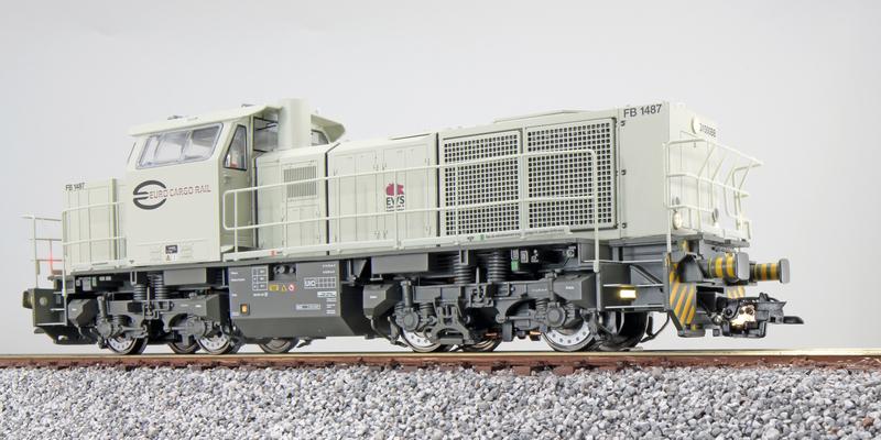 ECR - FB 1487 (G1000 BB) diesel locomotive