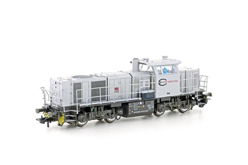 ECR - 001 010-3 (G1000 BB) diesel locomotive