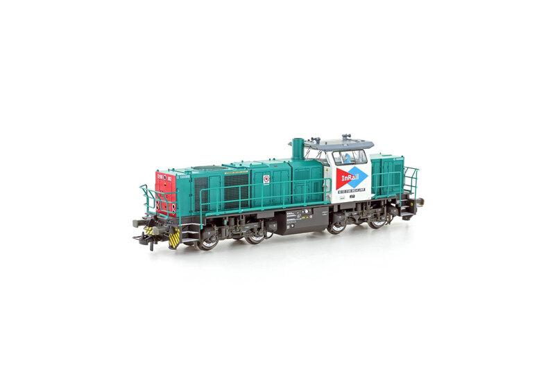 InRail - D100.002 (G1000 BB) diesel locomotive