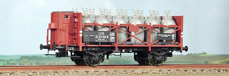 CFR - Zff/v acid carrying freight wagon