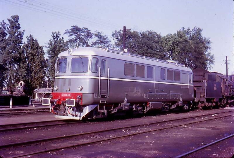 CFR - Class 60 (060-DA) diesel locomotive