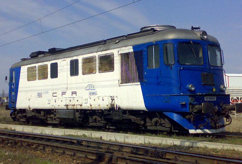 CFR - Class 62 (060-DA1) diesel locomotive